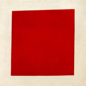 Red Square, Kazimir Malevich, 1915
